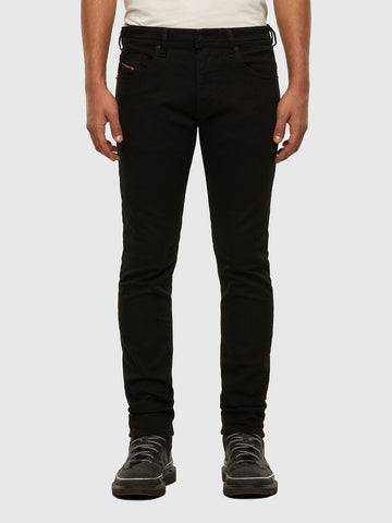 G-Star Men's Denim Motac 3D Slim Jet Black Jeans
