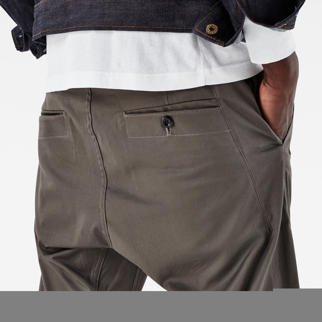 Men's Bronson  Tapered Chino Pants- Grey