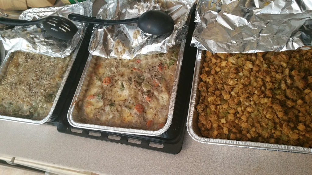Thanksgiving Paleo GF Stuffing