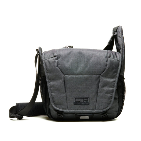 Perfect Traveler Messenger Bag