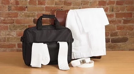 White Clothing Package