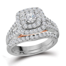1 1/4 CARAT BELLISSIMO COLLECTION DIAMOND SET