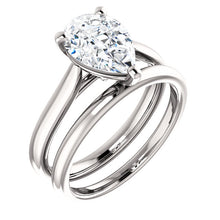 CLASSIC 3/4 CARAT DIAMOND SOLITAIRE ENGAGEMENT RING