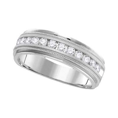 1/2CTW Diamond Band  150876