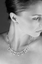 Load image into Gallery viewer, 3 Carat Diamond Necklace