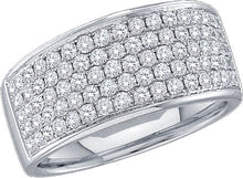 1CTW Diamond Band  74302