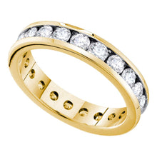 Load image into Gallery viewer, Diamond Eternity Band