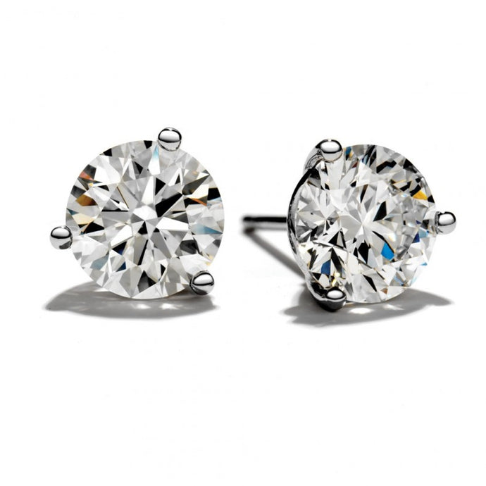 DIAMOND STUD EARRINGS OUR SIGNATURE COLLECTION