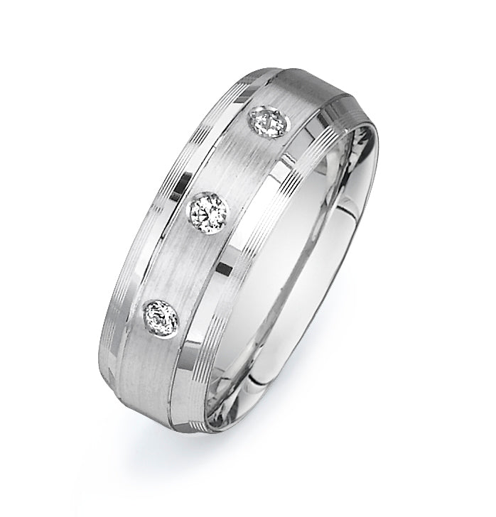 Three Diamond Band  S022