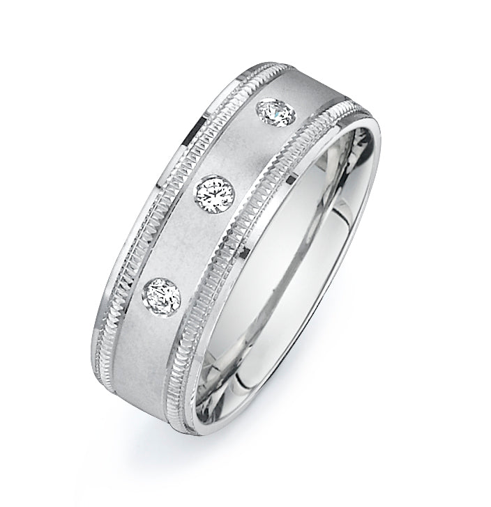 Three Diamond Band  S024