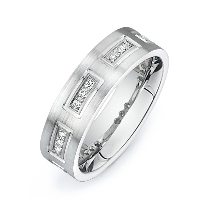1/4Carat Diamond Band  V020
