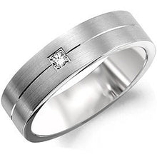 PRINCESS CUT DIAMOND BANDS