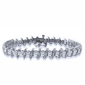 Diamond Tennis Bracelet 3Ctw.