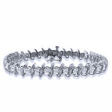 3/4 CARAT DIAMOND TENNIS BRACELET FOR BABY