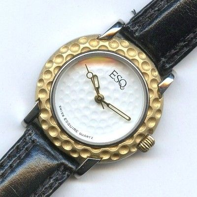 ESQ Golf Watch Model W5595301