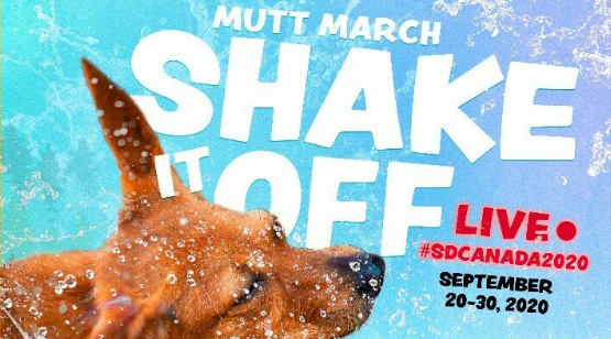 Join Fleurs D'Epargne & Soi Dog In This Year's Event: MUTT MARCH!