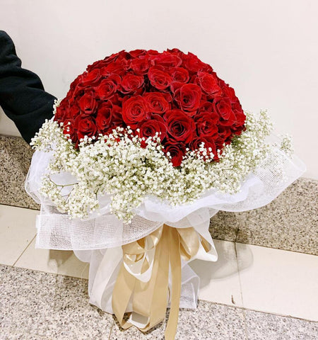 Red Velvet 99-Fresh bouquet
