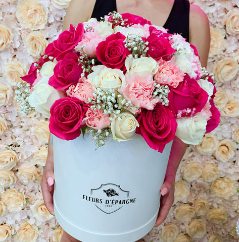 Super Dome Fresh Bucket - Fresh Flowers