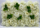 Flower Wall - Purchase/Rental - White Mix