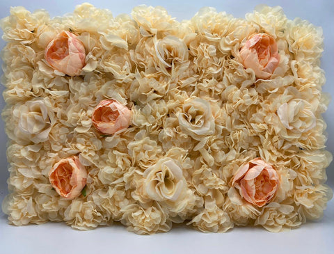 Flower Wall - Purchase/Rental - Pink/White Mix