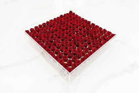 Grande Crystal Elegance with 169 roses