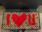 Ultimate Love Box - 100+ Roses