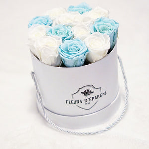 Tiffany Mix in Medium Prestige Rose Bucket