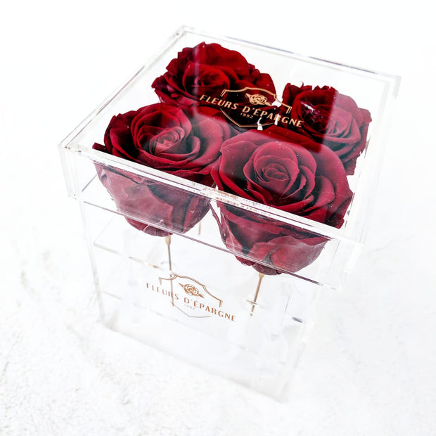 Classic Love Crystal Box