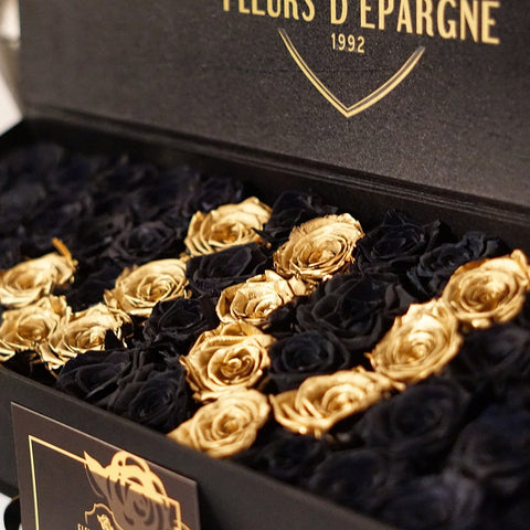 Signature Luxe Custom Box - 66+ Roses