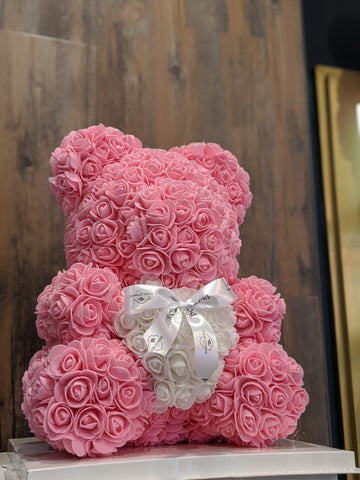 Sweetheart Rose Bear