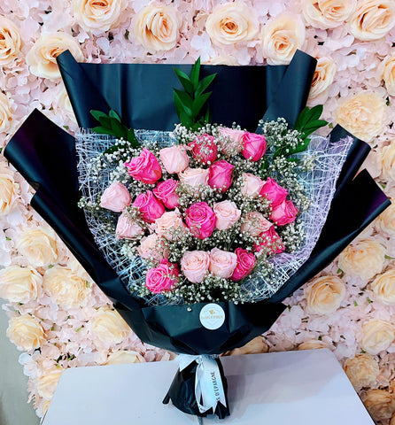 Luxurious Two Dozen Perserved Bouquet