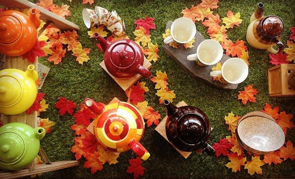 Fall has come into fruition, come in and try our daily herbal and wellness samples!