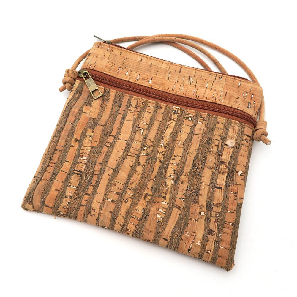 """Maía"" Cork Shoulder Bag"