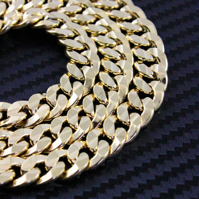 Miami Cuban Link Chain 10mm