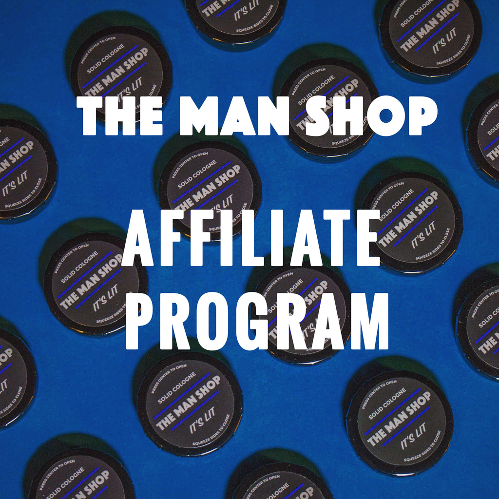 The Man Shop Affiliate Program