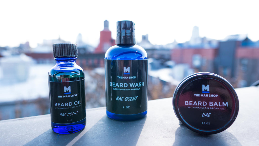 The Man Shop New York City Beard Kit