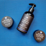 The Man Shop Charcoal Skincare Set