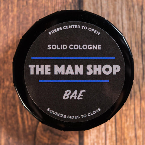 The Man Shop Bae Solid Cologne
