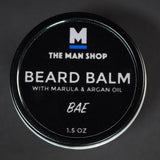 TESTER BAE MAN SHOP BEARD BALM-WS