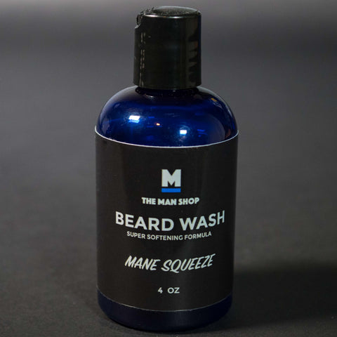 MANE SQUEEZE BEARD WASH-WS