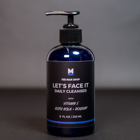 The Man Shop Face It Daily Cleanser