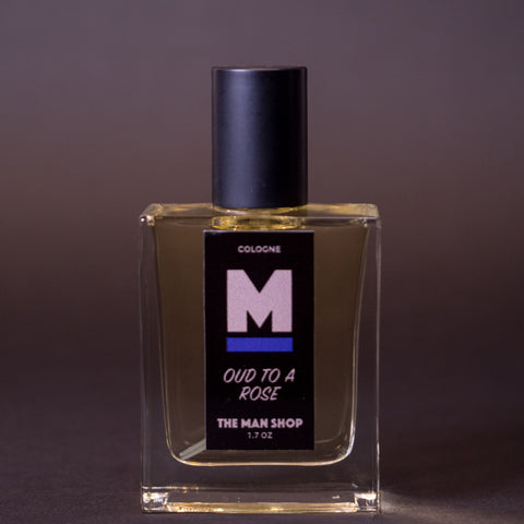 The Man Shop Oud To A Rose Cologne