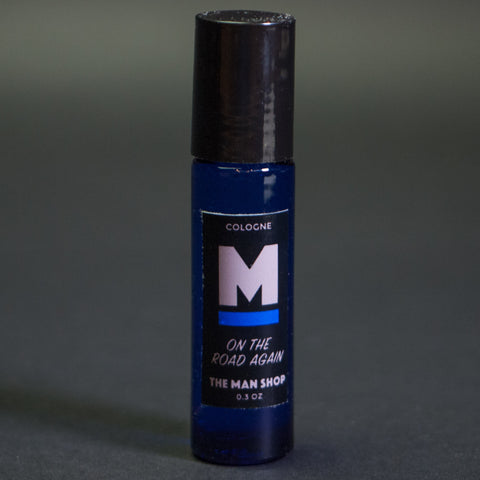 The Man Shop On The Road Again Cologne Rollerball