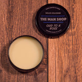 OUD TO A ROSE SOLID COLOGNE