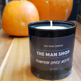 PUMPKIN SPICE NOTTE HOLIDAY CANDLE MAN SHOP