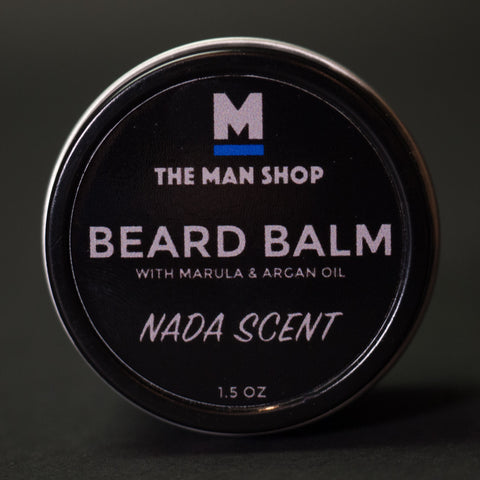 The Man Shop Nada Scent Beard Balm with Marula