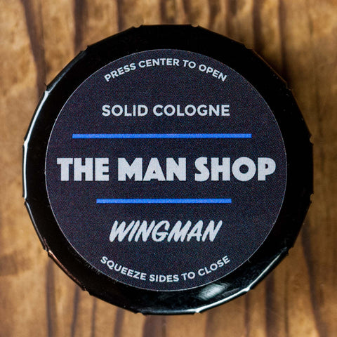 The Man Shop Wingman Solid Cologne