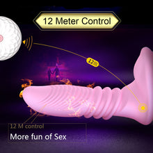 Passionate Nights thrusting machine with remote control