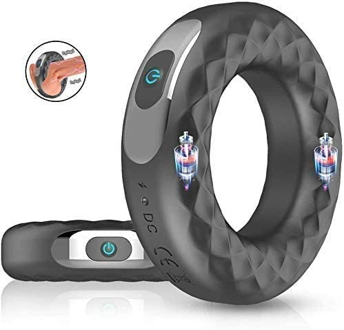 Cumbooster vibrating cockring- USB rechargeable