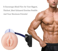 Dr Philips Ultimate Performance Penis Enlargement Pump with Pussy Sleeve